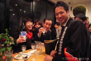 2015.01.22「かごしま芋焼酎コミュニティナイト」スペシャルイベント