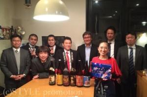 「かごしま芋焼酎コミュニティナイト」2015.0122