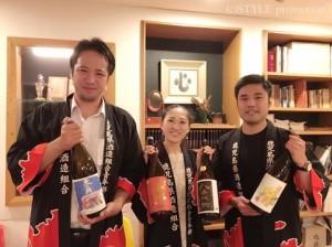 「かごしま芋焼酎コミュニティナイト」2016.06