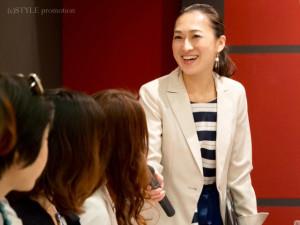 色彩講師、ファッションスタイリスト、焼酎スタイリストyukiko・色彩総合プロデュース「スタイル プロモーション」